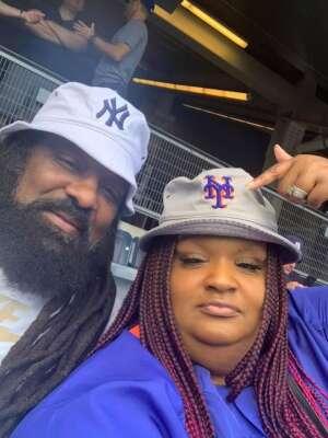 Richard MacDonald Jr. attended New York Yankees vs. New York Mets - MLB on Jul 2nd 2021 via VetTix