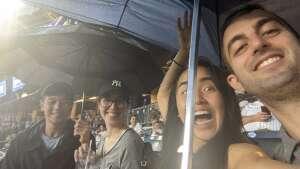 Rocco attended New York Yankees vs. New York Mets - MLB on Jul 2nd 2021 via VetTix