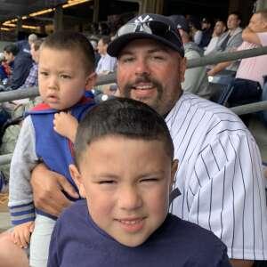 Chris attended New York Yankees vs. New York Mets - MLB on Jul 2nd 2021 via VetTix