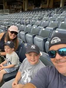 Ryan attended New York Yankees vs. New York Mets - MLB on Jul 2nd 2021 via VetTix