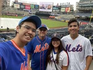 Jeffrey Bodurka attended New York Yankees vs. New York Mets - MLB on Jul 2nd 2021 via VetTix