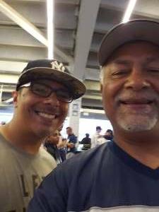 Marco attended New York Yankees vs. New York Mets - MLB on Jul 2nd 2021 via VetTix