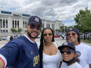 Phil attended New York Yankees vs. New York Mets - MLB on Jul 2nd 2021 via VetTix