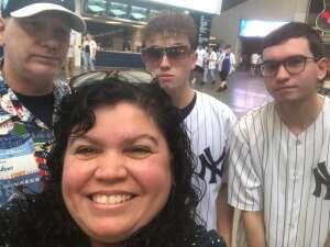 Curt attended New York Yankees vs. New York Mets - MLB on Jul 2nd 2021 via VetTix