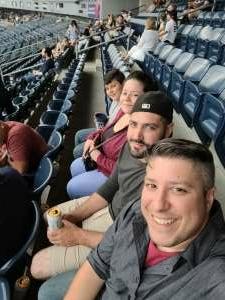 Jjfats  attended New York Yankees vs. New York Mets - MLB on Jul 2nd 2021 via VetTix