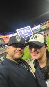 JayJay attended New York Yankees vs. New York Mets - MLB on Jul 2nd 2021 via VetTix