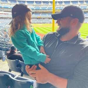 Mike B attended New York Yankees vs. New York Mets - MLB on Jul 3rd 2021 via VetTix