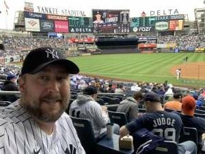 Demian attended New York Yankees vs. New York Mets - MLB on Jul 3rd 2021 via VetTix
