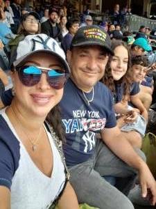 Randy C attended New York Yankees vs. New York Mets - MLB on Jul 3rd 2021 via VetTix