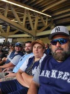 Kevin attended New York Yankees vs. New York Mets - MLB on Jul 3rd 2021 via VetTix