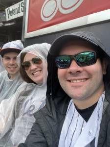 Anthony attended New York Yankees vs. New York Mets - MLB on Jul 3rd 2021 via VetTix