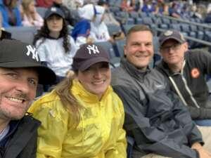 Jason Guttenberg attended New York Yankees vs. New York Mets - MLB on Jul 3rd 2021 via VetTix