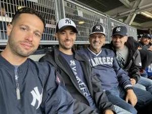 Joe attended New York Yankees vs. New York Mets - MLB on Jul 3rd 2021 via VetTix