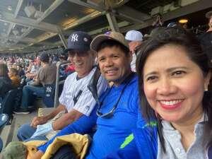 Vince M attended New York Yankees vs. New York Mets - MLB on Jul 3rd 2021 via VetTix