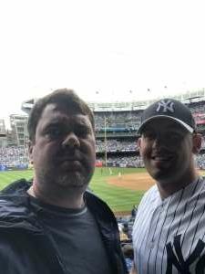 Dan attended New York Yankees vs. New York Mets - MLB on Jul 3rd 2021 via VetTix