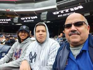 Dave attended New York Yankees vs. New York Mets - MLB on Jul 3rd 2021 via VetTix