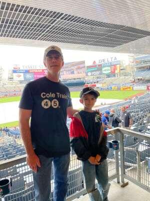 3nthebag attended New York Yankees vs. New York Mets - MLB on Jul 3rd 2021 via VetTix