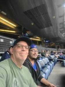 Nick attended New York Yankees vs. New York Mets - MLB on Jul 3rd 2021 via VetTix