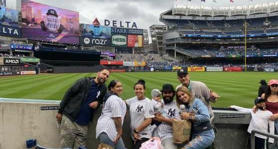 Grady attended New York Yankees vs. New York Mets - MLB on Jul 3rd 2021 via VetTix