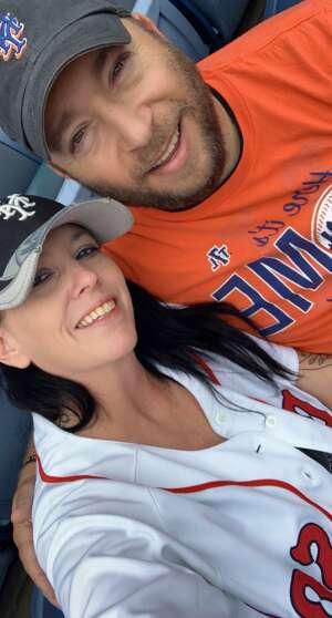 Robyn attended New York Yankees vs. New York Mets - MLB on Jul 3rd 2021 via VetTix