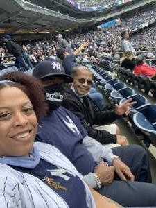 Joe-Lee M attended New York Yankees vs. New York Mets - MLB on Jul 3rd 2021 via VetTix