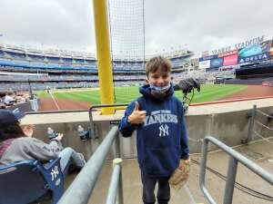 Eric C. attended New York Yankees vs. New York Mets - MLB on Jul 3rd 2021 via VetTix