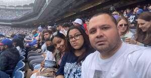 Luis attended New York Yankees vs. New York Mets - MLB on Jul 3rd 2021 via VetTix