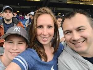 MW attended New York Yankees vs. New York Mets - MLB on Jul 3rd 2021 via VetTix