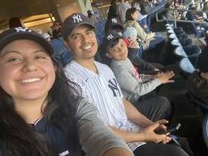 Martha attended New York Yankees vs. New York Mets - MLB on Jul 3rd 2021 via VetTix