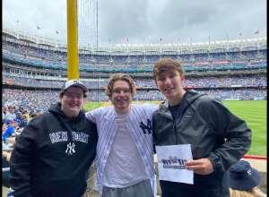 Andy attended New York Yankees vs. New York Mets - MLB on Jul 3rd 2021 via VetTix