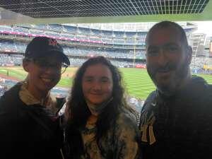 Rick attended New York Yankees vs. New York Mets - MLB on Jul 3rd 2021 via VetTix