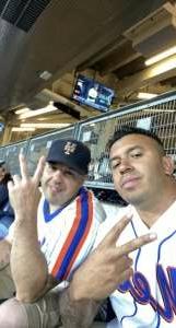 Mjs attended New York Yankees vs. New York Mets - MLB on Jul 3rd 2021 via VetTix