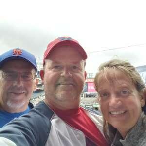 Bedell Family attended New York Yankees vs. New York Mets - MLB on Jul 3rd 2021 via VetTix
