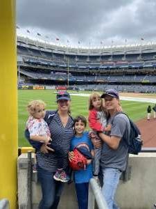 Danny attended New York Yankees vs. New York Mets - MLB on Jul 3rd 2021 via VetTix