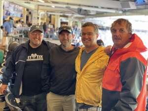 Paul attended New York Yankees vs. New York Mets - MLB on Jul 3rd 2021 via VetTix