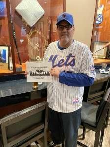 Ed attended New York Yankees vs. New York Mets - MLB on Jul 3rd 2021 via VetTix