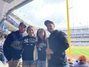 Tjc96 attended New York Yankees vs. New York Mets - MLB on Jul 3rd 2021 via VetTix