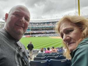 John attended New York Yankees vs. New York Mets - MLB on Jul 3rd 2021 via VetTix