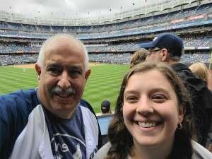 Ron attended New York Yankees vs. New York Mets - MLB on Jul 3rd 2021 via VetTix