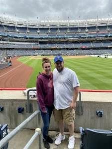 Mike attended New York Yankees vs. New York Mets - MLB on Jul 3rd 2021 via VetTix