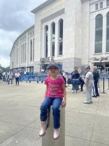 Erick attended New York Yankees vs. New York Mets - MLB on Jul 3rd 2021 via VetTix
