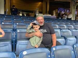 Craig Laliberte attended New York Yankees vs. New York Mets - MLB on Jul 3rd 2021 via VetTix