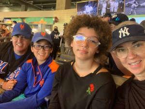 Freeman  attended New York Yankees vs. New York Mets - MLB on Jul 3rd 2021 via VetTix