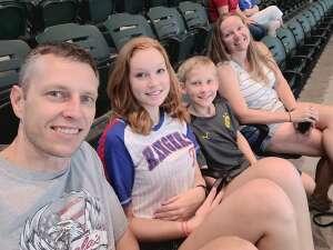 Mark attended Texas Rangers vs. Arizona Diamondbacks - MLB on Jul 28th 2021 via VetTix