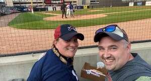 Tim Bessler attended Chicago Dogs vs. Houston Apollos - MLB Partner League on Jul 2nd 2021 via VetTix