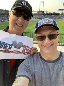 Click To Read More Feedback from Chicago Dogs vs. Houston Apollos - MLB Partner League