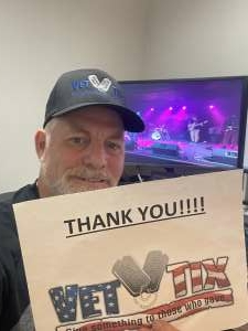 David attended High Dive - Tribute Night: Hardwired (Metallica Tribute), Rocket Queen (Guns n' Roses), Amusia (Deftones) - Virtual Event on Jul 1st 2021 via VetTix