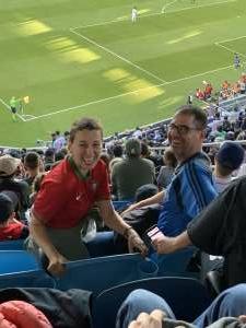 Phil attended San Jose Earthquakes vs. LA Galaxy - MLS on Jun 26th 2021 via VetTix