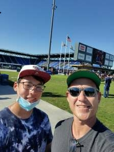 Jon Monroe attended San Jose Earthquakes vs. LA Galaxy - MLS on Jun 26th 2021 via VetTix