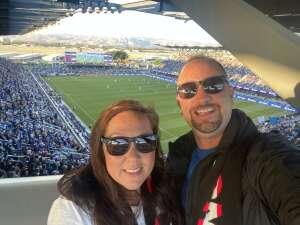 Fred W attended San Jose Earthquakes vs. LA Galaxy - MLS on Jun 26th 2021 via VetTix